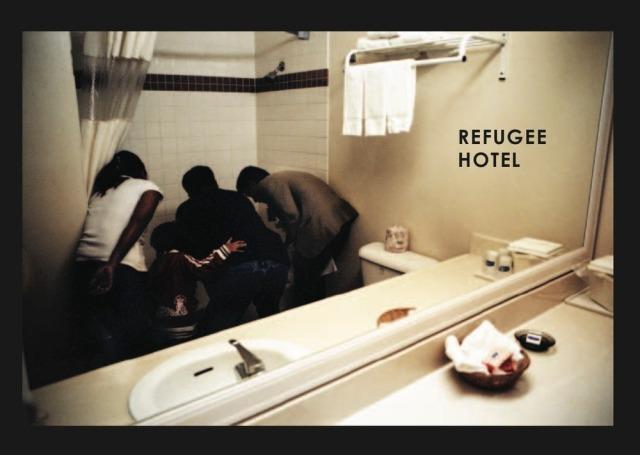 Refugee Hotel Cover