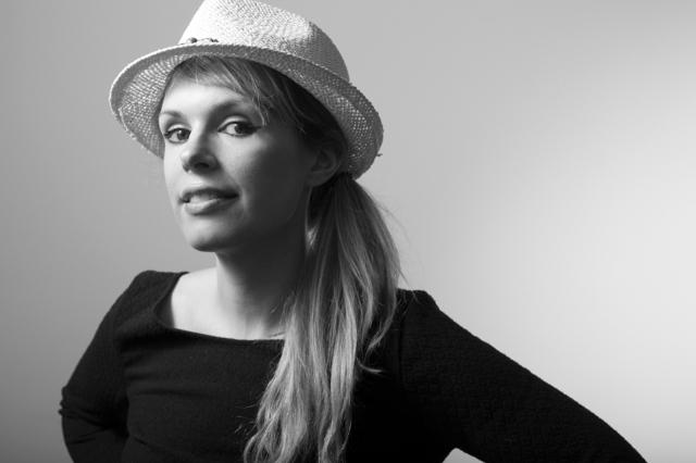 Portrait - Delphine