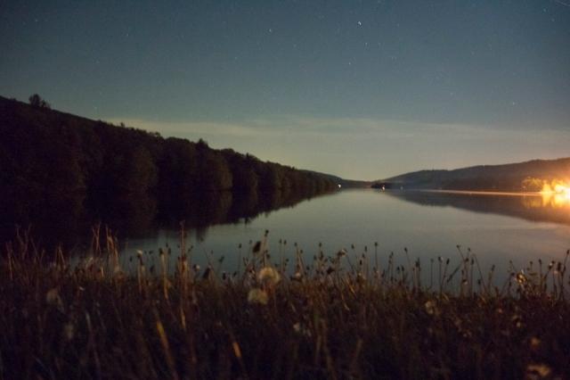 Mauch Chunk Lake, 12AM