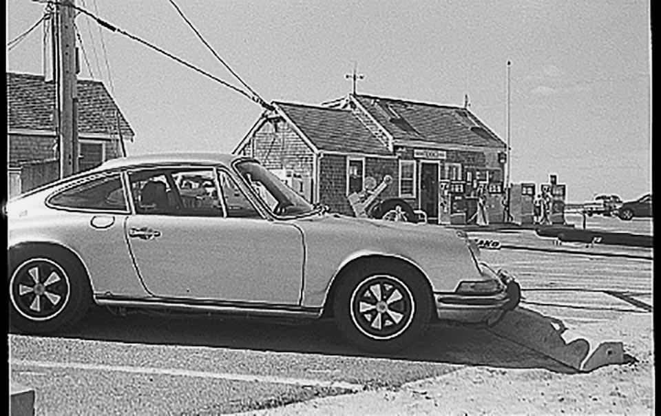 70's Porsche