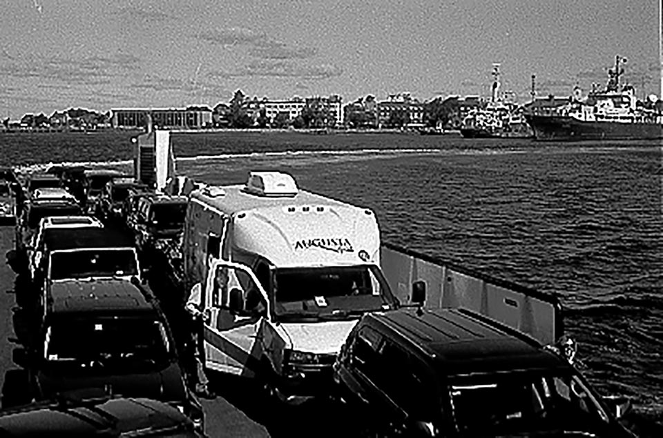 Cars and Ferries