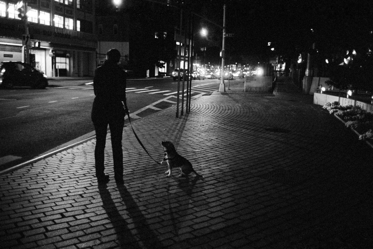 Nighttime Stroll ©William Wu