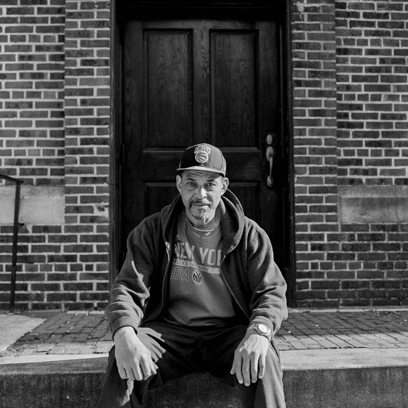 Connie Bobbit. Bedford Stuyvesant, Brooklyn. April 13, 2016