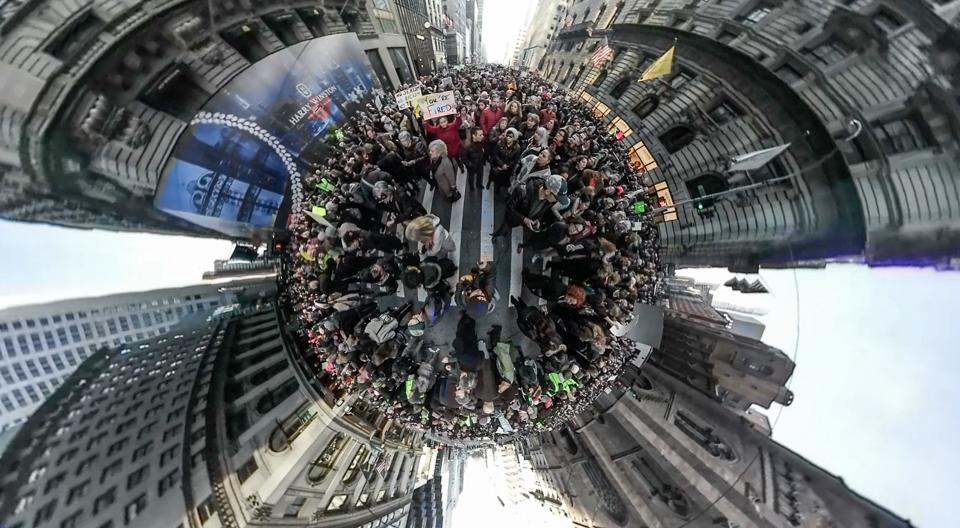 New York-Women's March